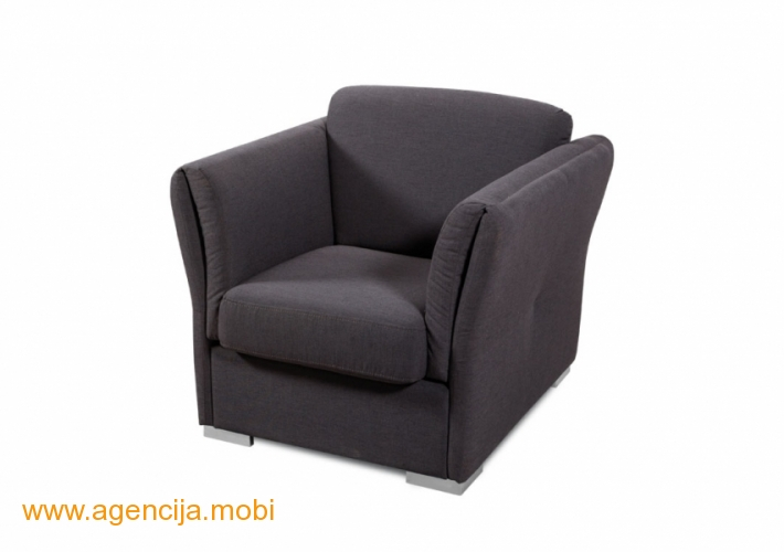 fotelja uniqa II sivo matis soko banja