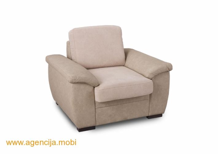 Fotelja CUBA Lux bez Matis Soko Banja